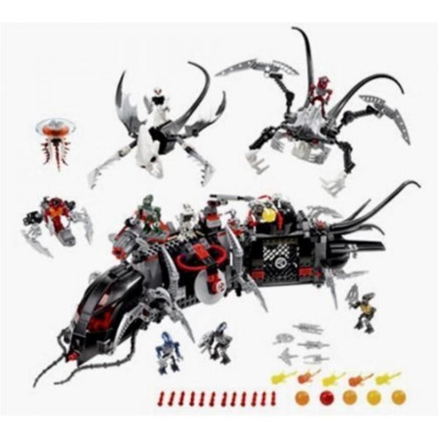 おもちゃ ゲーム 積み木 レゴ ブロック LEGO BIONICLE Toa Terrain Crawlerミニフィギュア