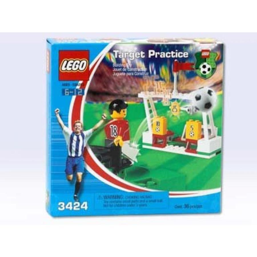 おもちゃ ゲーム 積み木 レゴ ブロック Soccer Target Practiceミニフィギュア