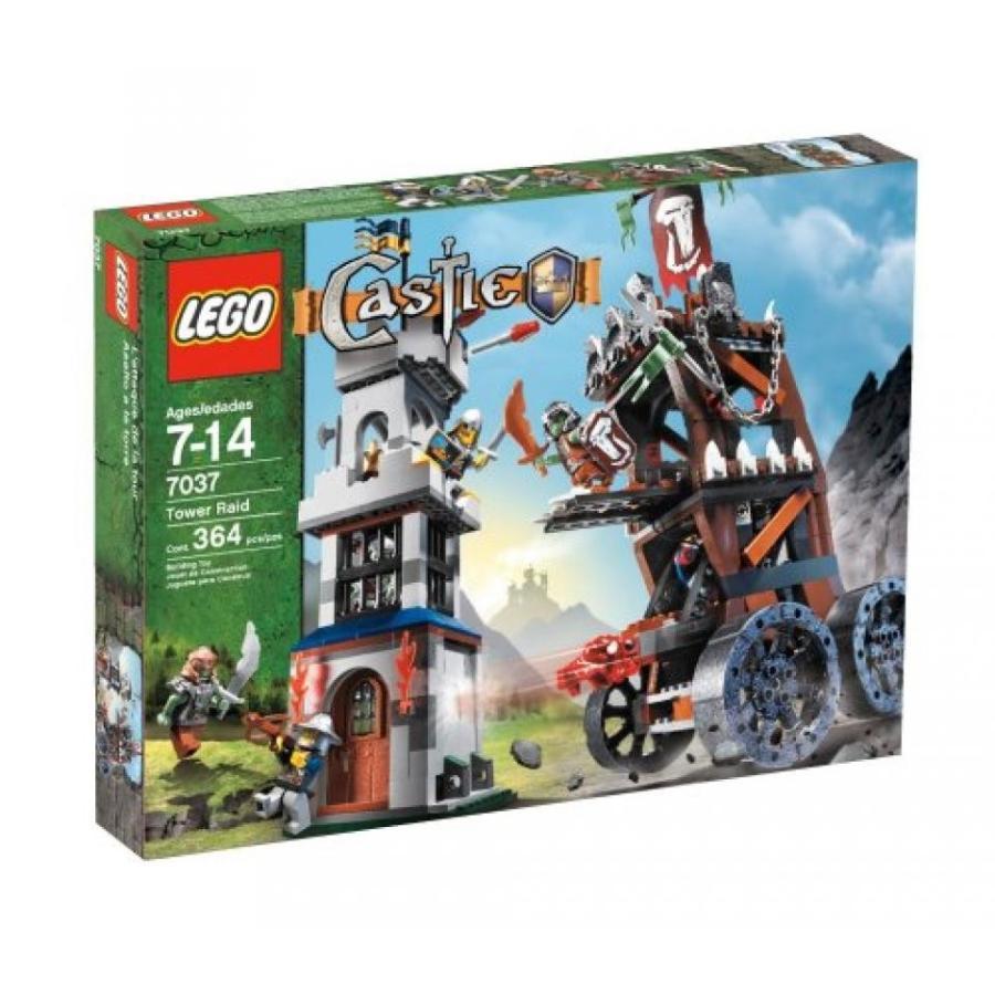 おもちゃ ゲーム 積み木 レゴ ブロック LEGO Castle Tower Raidミニフィギュア