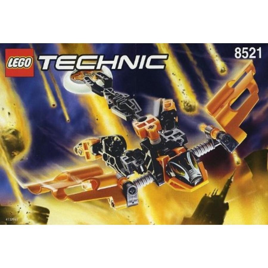 おもちゃ ゲーム 積み木 レゴ ブロック Lego Throwbot Flare 8521ミニフィギュア