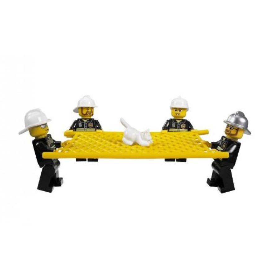おもちゃ ゲーム 積み木 レゴ ブロック Lego- City 7208 Fire Stationミニフィギュア