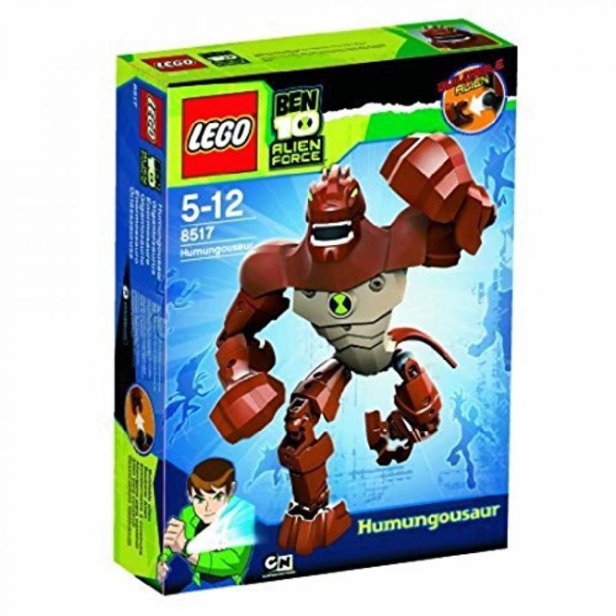 おもちゃ ゲーム 積み木 レゴ ブロック LEGO Ben 10 Alien Force - Humongousaur - 8517ミニフィギュア