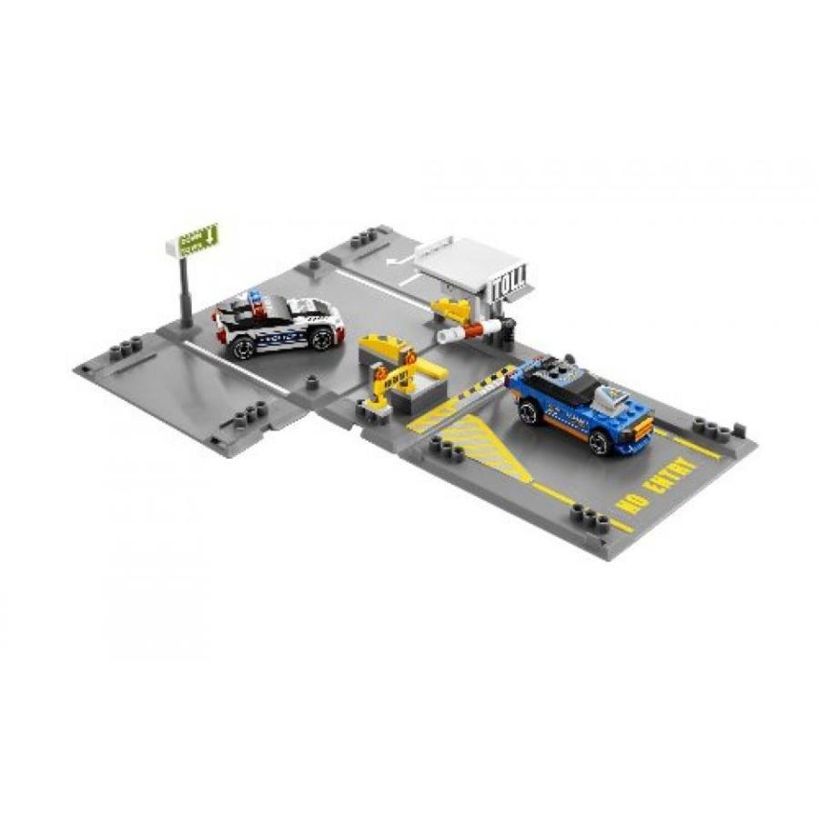 おもちゃ ゲーム 積み木 レゴ ブロック LEGO Racers Highway Chaos 8197ミニフィギュア