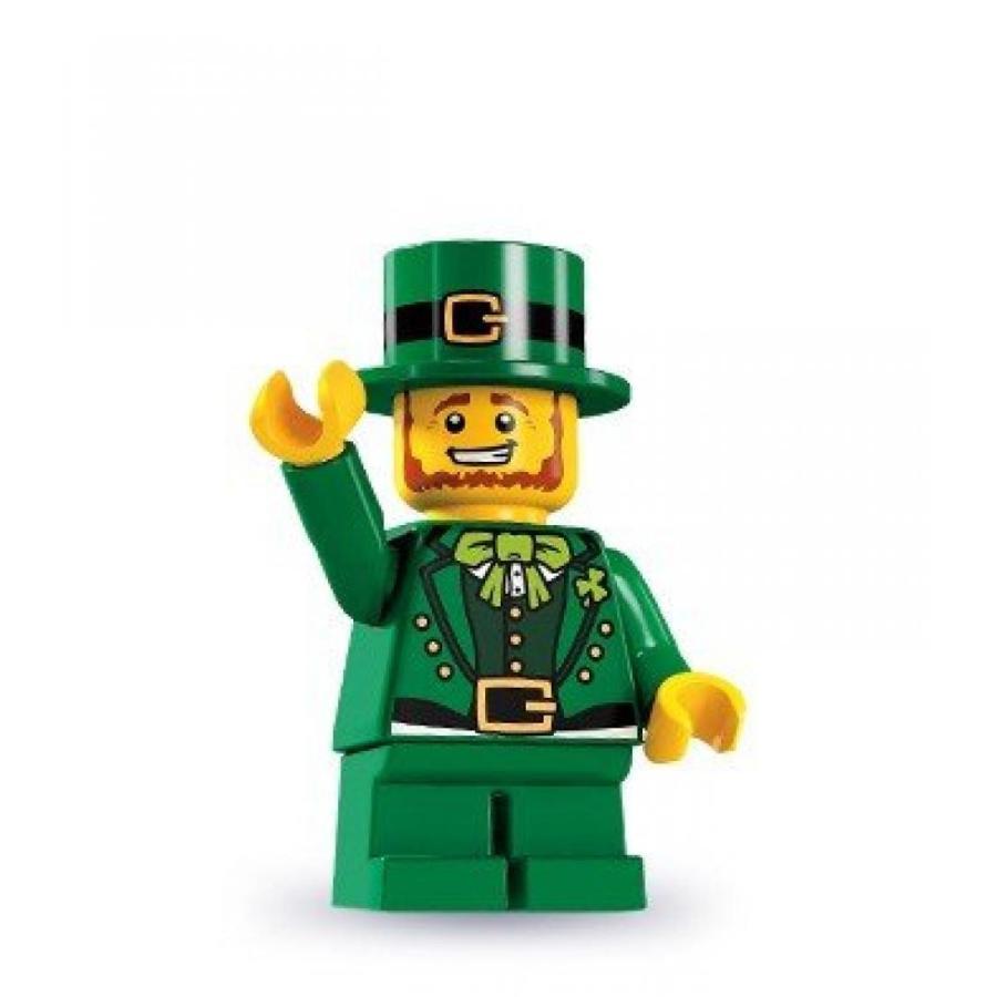 おもちゃ ゲーム 積み木 レゴ ブロック Lego Collectable Minifigures: Irish Leprechaun Minifigure (Series Six)ミニフィギュア