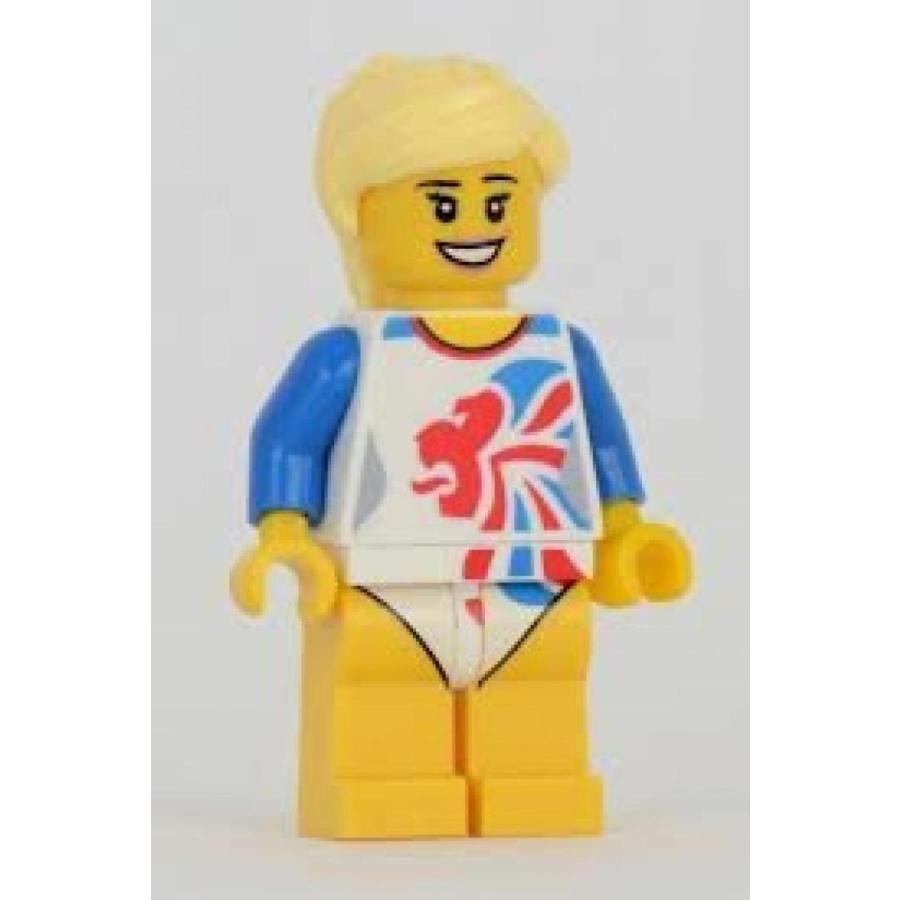 おもちゃ ゲーム 積み木 レゴ ブロック LEGO Olympic Minifigures: Olympic Gymnastミニフィギュア