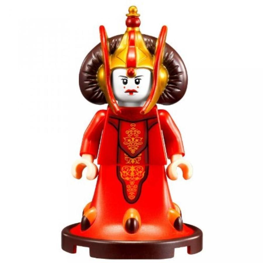 おもちゃ ゲーム 積み木 レゴ ブロック Lego Star Wars Queen Amidala Minifigure 9499ミニフィギュア