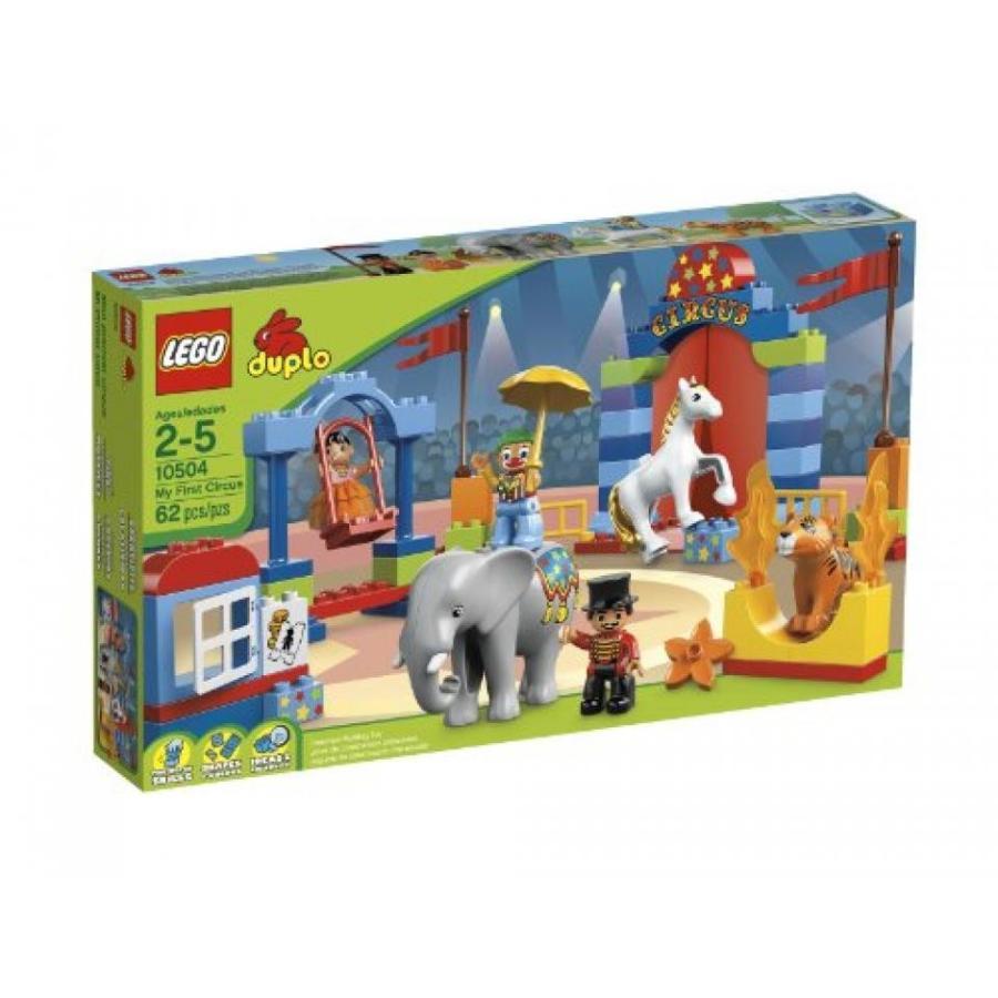 おもちゃ ゲーム 積み木 レゴ ブロック LEGO DUPLO My First Circus 10504ミニフィギュア