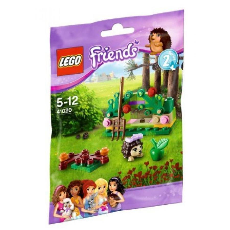 おもちゃ ゲーム 積み木 レゴ ブロック Lego Friends Hedgehog and the Secret Garden 41020ミニフィギュア