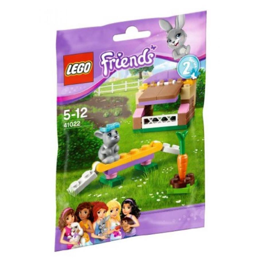 おもちゃ ゲーム 積み木 レゴ ブロック Mini house 41022 and Lego Friends rabbit (japan import) by Toylandミニフィギュア