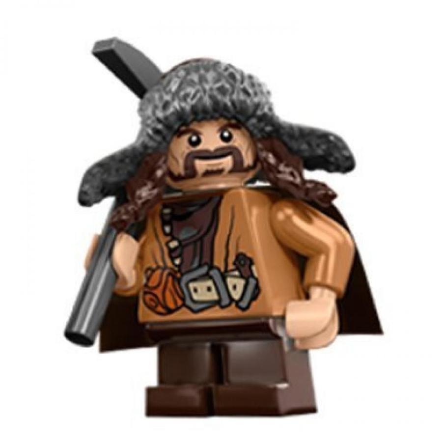 おもちゃ ゲーム 積み木 レゴ ブロック LEGO The Hobbit: Bofur the Dwarf Minifigure (Lord of the Rings)ミニフィギュア