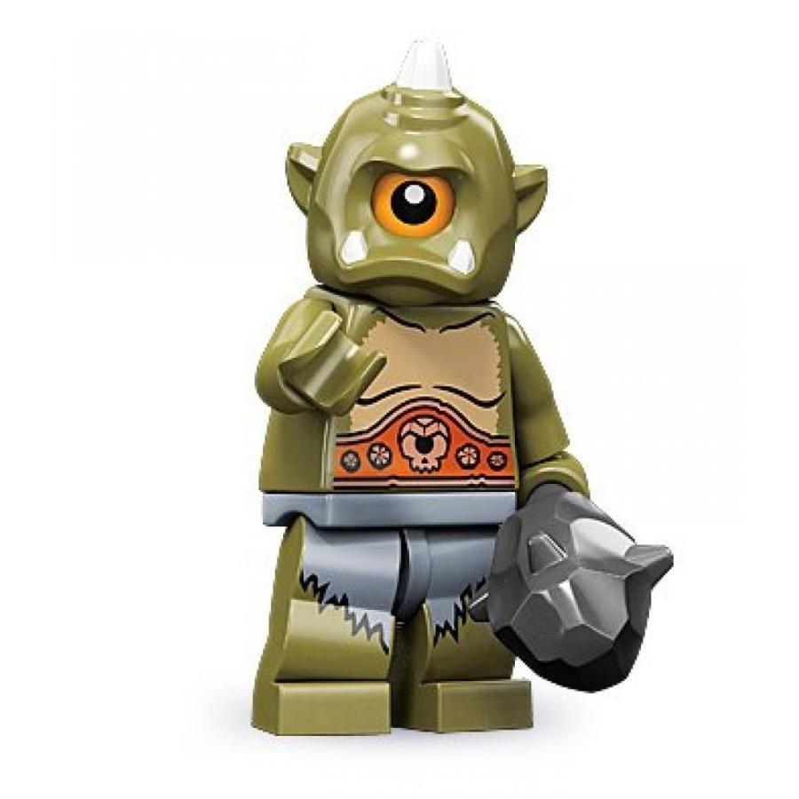 おもちゃ ゲーム 積み木 レゴ ブロック LEGO - MINI-FIGURES - SERIES 9 - CYCLOPSミニフィギュア