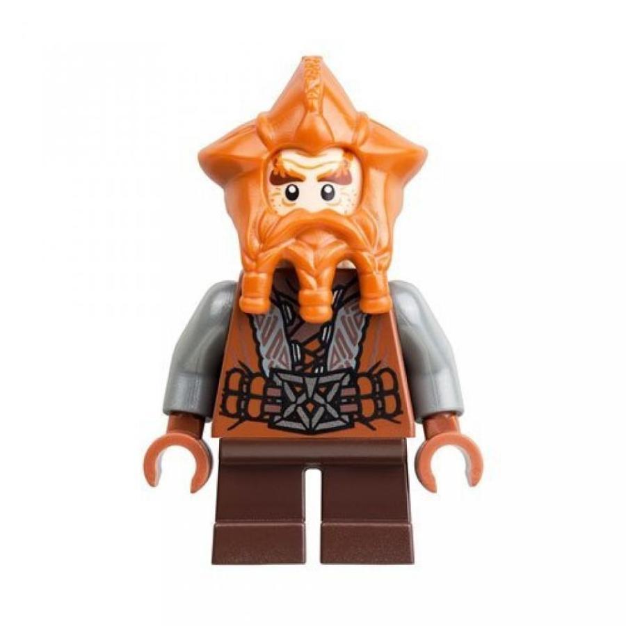 おもちゃ ゲーム 積み木 レゴ ブロック Lego minifigs [ hobbit ] Nori the Dwarf_Aミニフィギュア