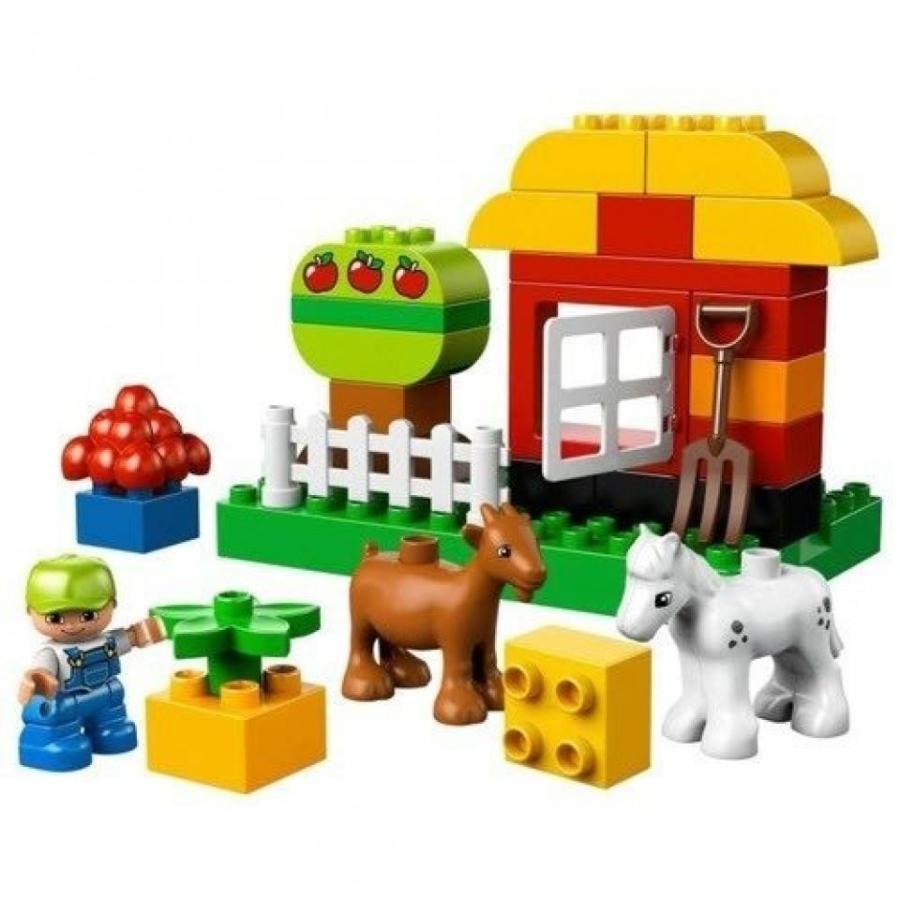 おもちゃ ゲーム 積み木 レゴ ブロック Lego Duplo 10517 My First 緑 Garden Set New in Box Special Gift Fast Shipping and Ship