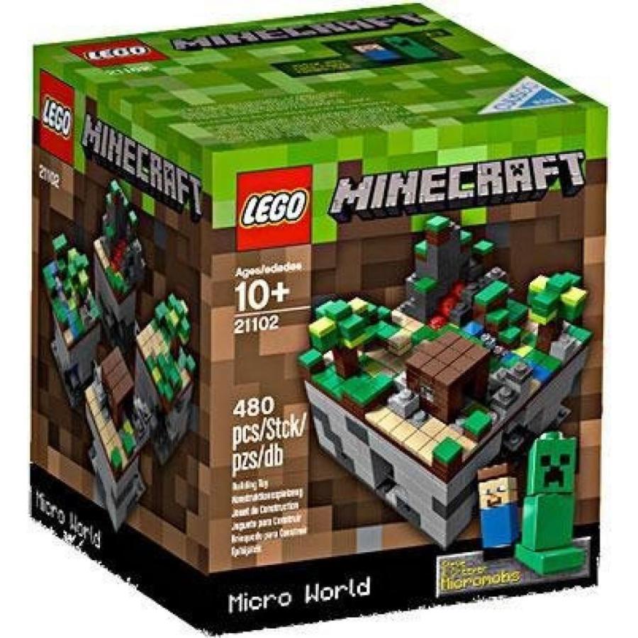おもちゃ ゲーム 積み木 レゴ ブロック Toy / Play LEGO Minecraft 21102, mindstorms, sets, list, star, wars, legoshop, lego, fire, station, bionicle