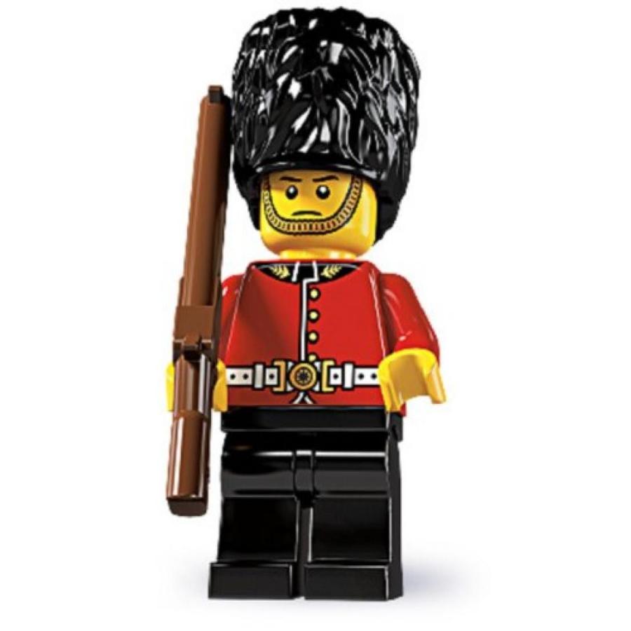 おもちゃ ゲーム 積み木 レゴ ブロック LEGO Minifigures Series 5 steadfast Royal Guard COLLECTIBLE Figure protector furry hat ceremonial