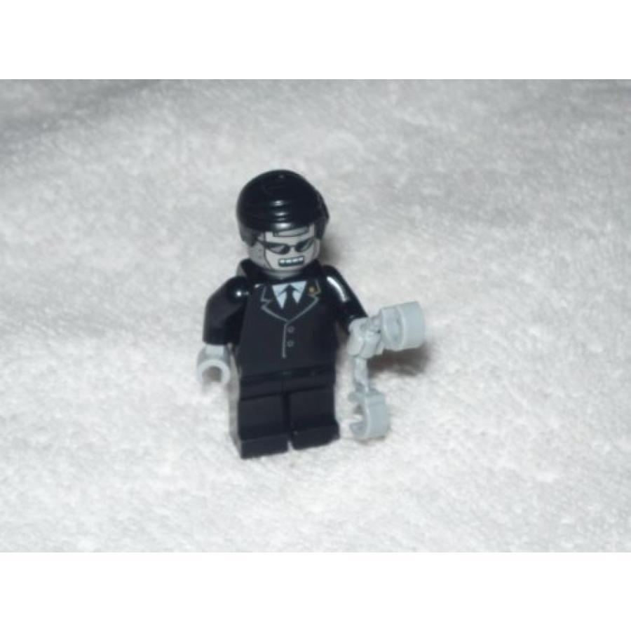 おもちゃ ゲーム 積み木 レゴ ブロック THE LEGO MOVIE SERIES- CLOUD CUCKOO EXECUTRON WITH HANDCUFFS LEGO FIGUREミニフィギュア