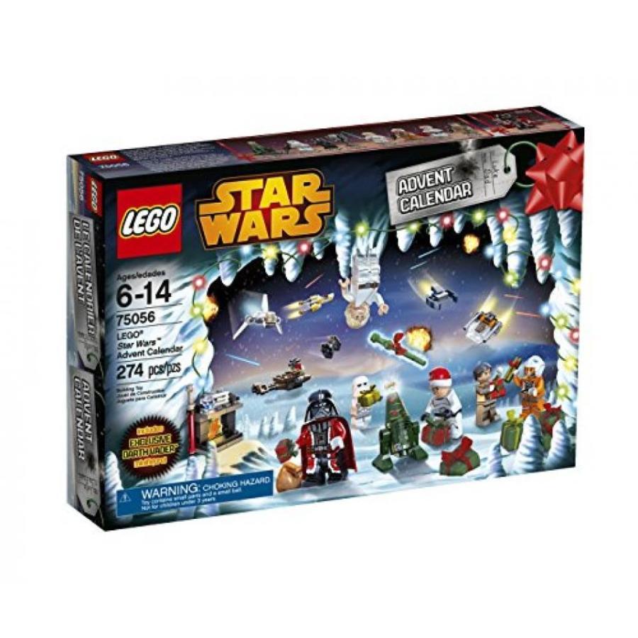 おもちゃ ゲーム 積み木 レゴ ブロック LEGO Star Wars Advent Calendar 75056(Discontinued by manufacturer)ミニフィギュア