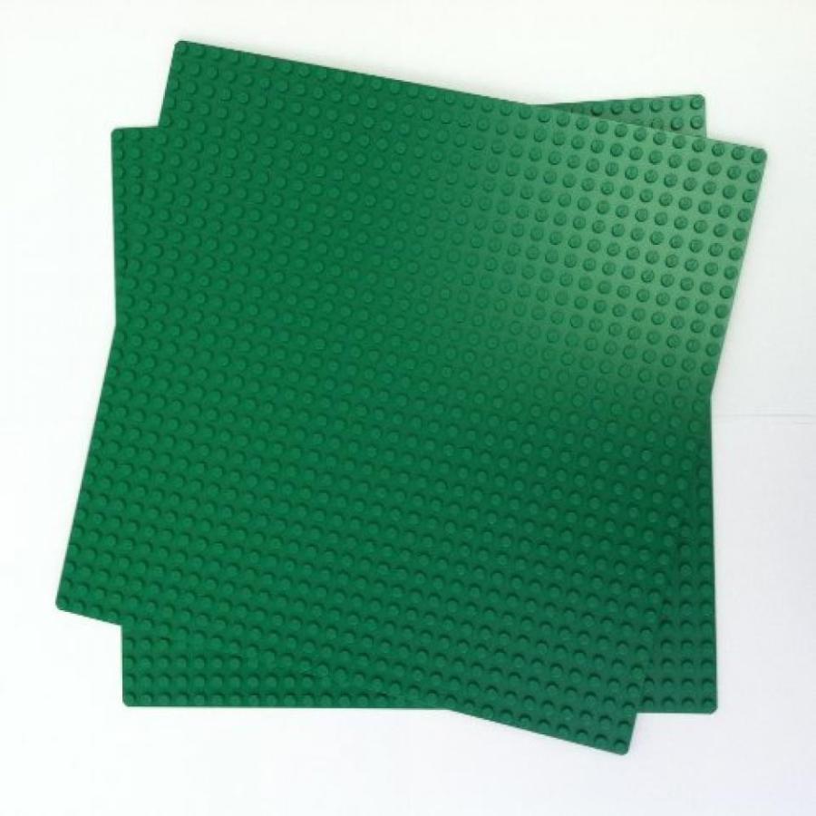 おもちゃ ゲーム 積み木 レゴ ブロック LEGO 緑 Baseplate 626 (10