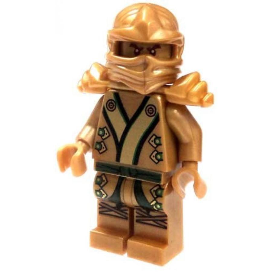 おもちゃ ゲーム 積み木 レゴ ブロック Lego Ninjago 2013 Final Battle ゴールド Lloyd Garmadon Minifigureミニフィギュア