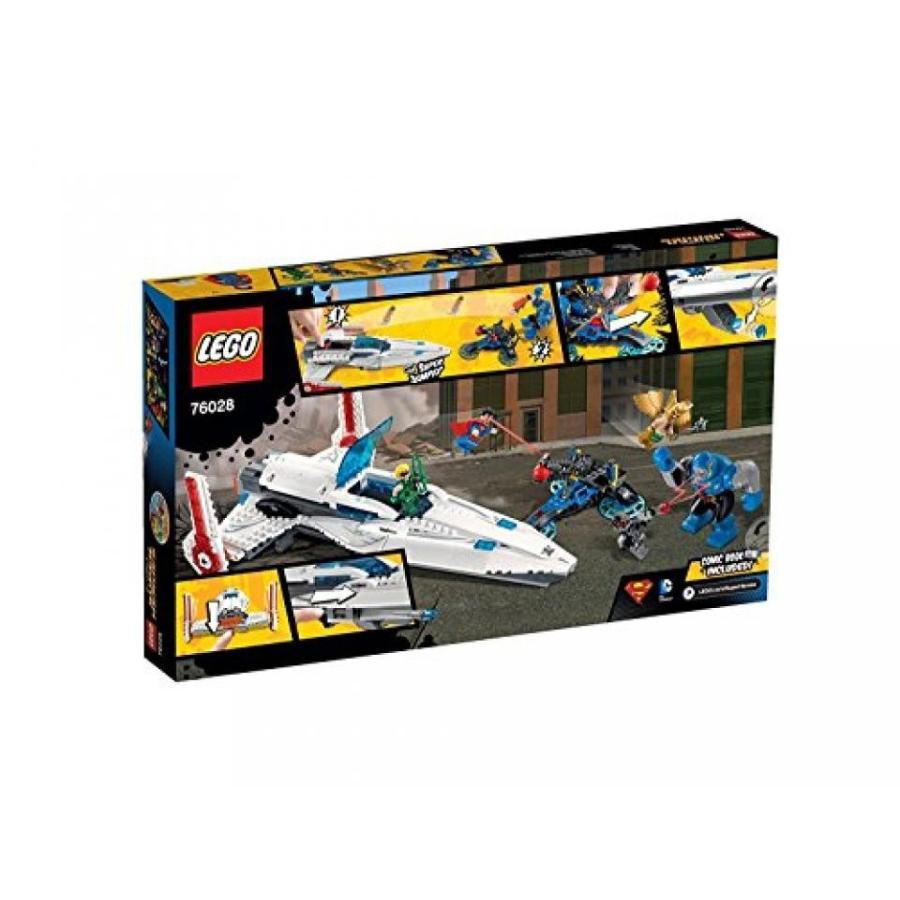おもちゃ ゲーム 積み木 レゴ ブロック Lego Super Heroes Dark Side invasion 76 028ミニフィギュア