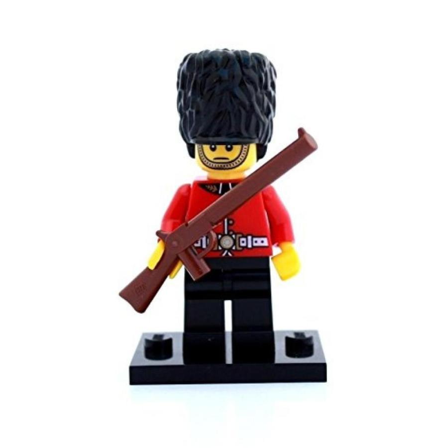 おもちゃ ゲーム 積み木 レゴ ブロック Rare collection model!!! New arrival!!!NEW LEGO MINIFIGURES SERIES 5 8805 - Royal Guardミニフィギュア