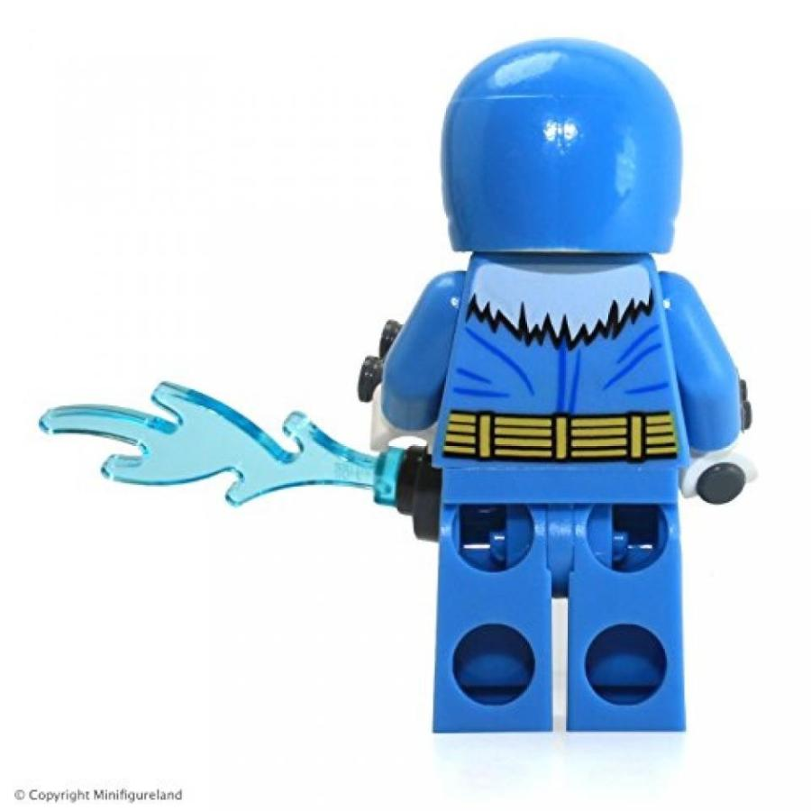 おもちゃ ゲーム 積み木 レゴ ブロック LEGO DC Superheroes Captain Coldミニフィギュア