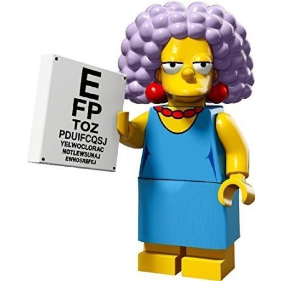 おもちゃ ゲーム 積み木 レゴ ブロック LEGO The Simpsons Series 2 Collectible Minifigure 71009 - Selmaミニフィギュア