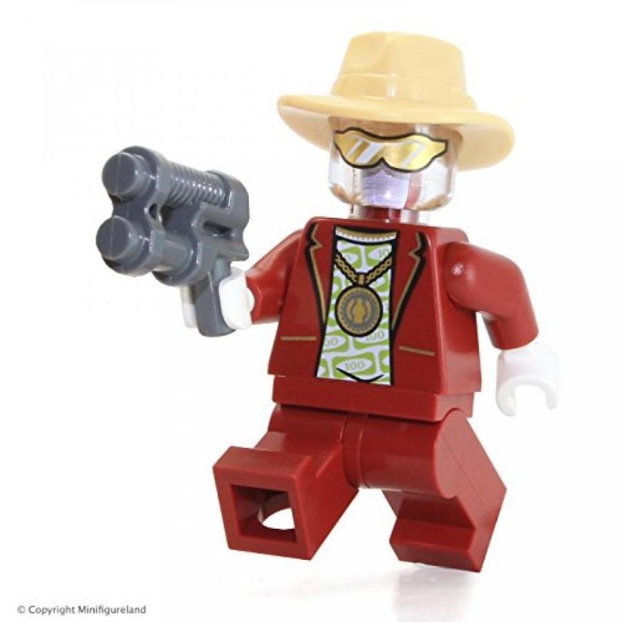 おもちゃ ゲーム 積み木 レゴ ブロック LEGO Ultra Agents - Invizable minifigureミニフィギュア