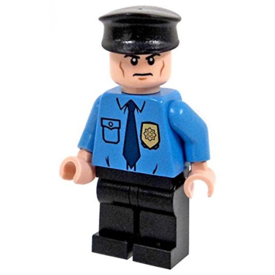 おもちゃ ゲーム 積み木 レゴ ブロック LEGO Marvel Super Heroes Loose Policeman Minifigure [Loose]ミニフィギュア