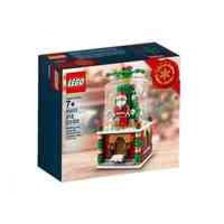 おもちゃ ゲーム 積み木 レゴ ブロック LEGO 40223 Snowglobe 2016 Christmas Promoミニフィギュア