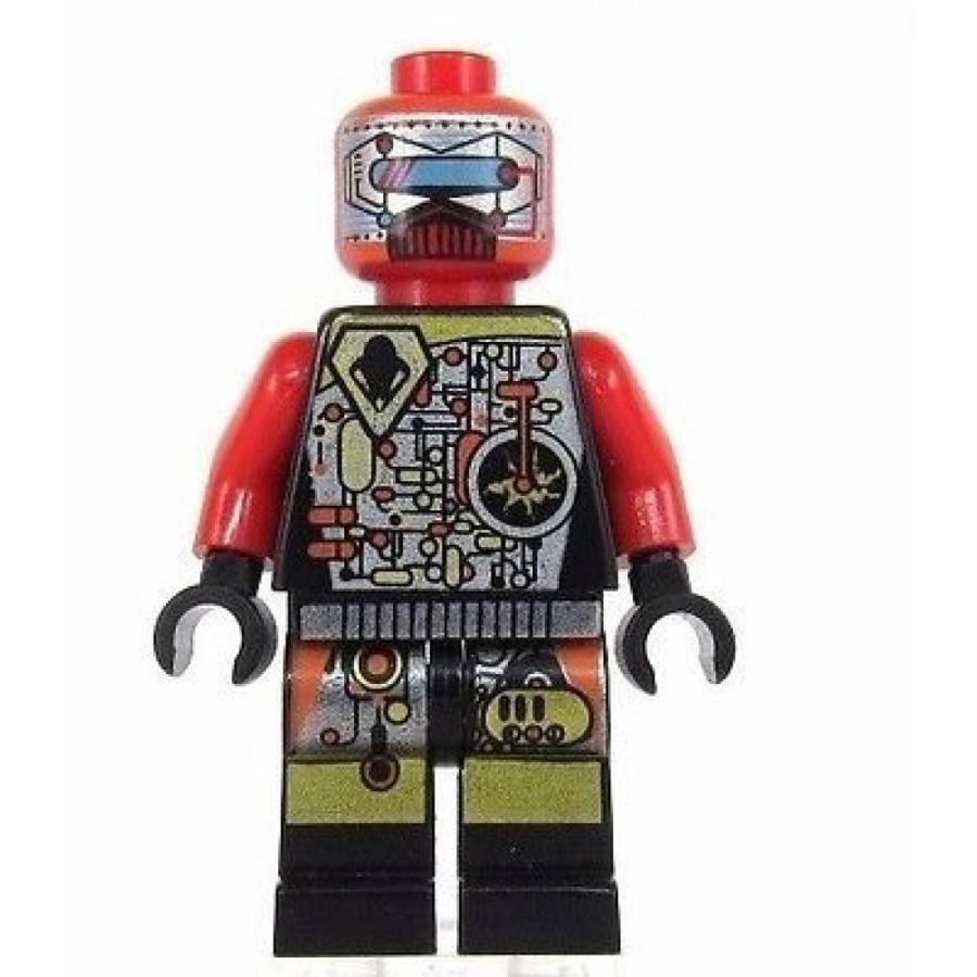 おもちゃ ゲーム 積み木 レゴ ブロック LEGO Space UFU Theme Minifigure: 赤 Alien Droidミニフィギュア