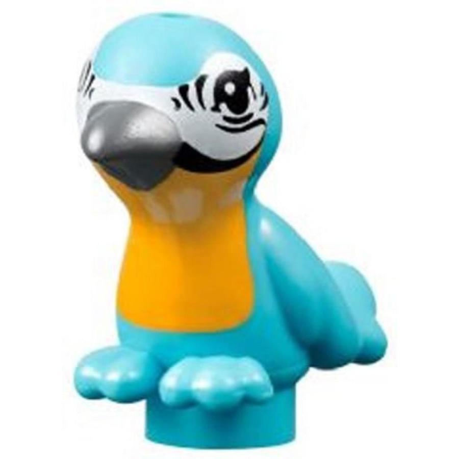 おもちゃ ゲーム 積み木 レゴ ブロック LEGO FRIENDS TROPICAL EXOTIC 青 BIRD Macaw Toucan Medium Azure Animal Minifigure Figure Minifig Part Piece