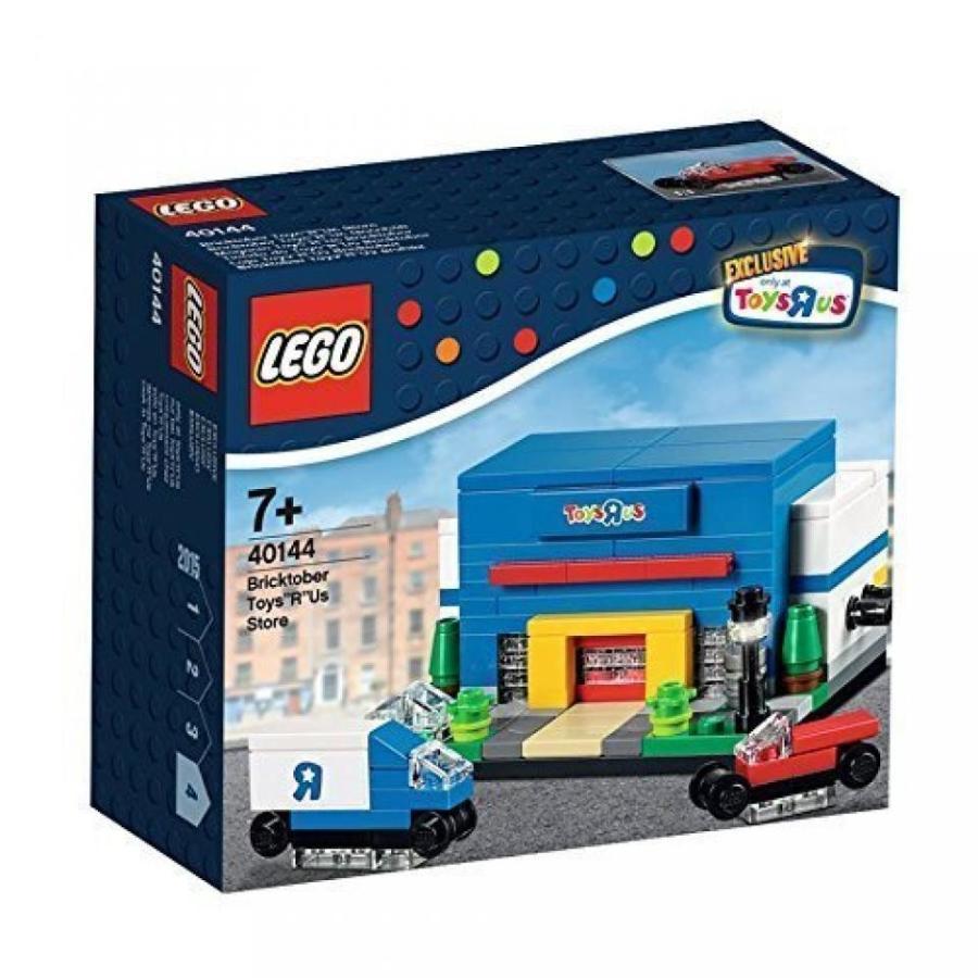 おもちゃ ゲーム 積み木 レゴ ブロック Lego LEGO 40144 Toys R Us shop Toys 'R' Us limitedミニフィギュア