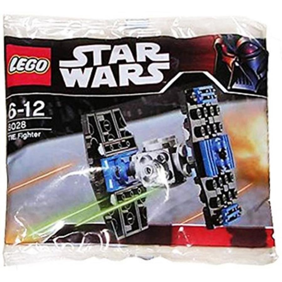 おもちゃ ゲーム 積み木 レゴ ブロック Lego (Lego) Star Wars (Star Wars) Mini TIE-Fighter set 8028 block toys (parallel import)ミニフィギュア