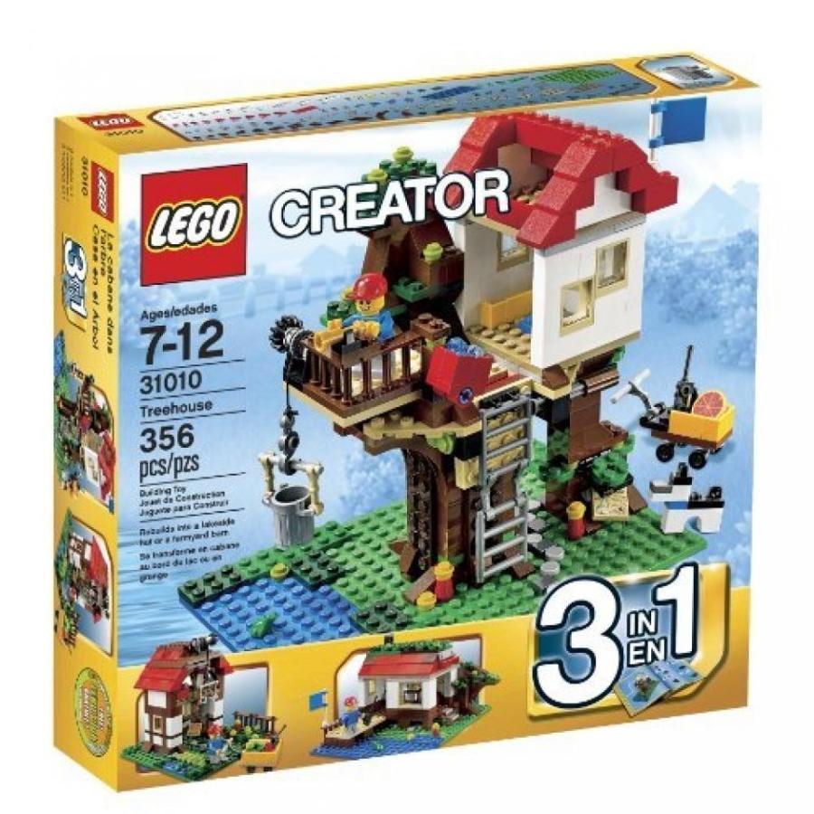 おもちゃ ゲーム 積み木 レゴ ブロック LEGO Creator Treehouse 31010 Toy Interlocking Building Sets parallel import goodsミニフィギュア