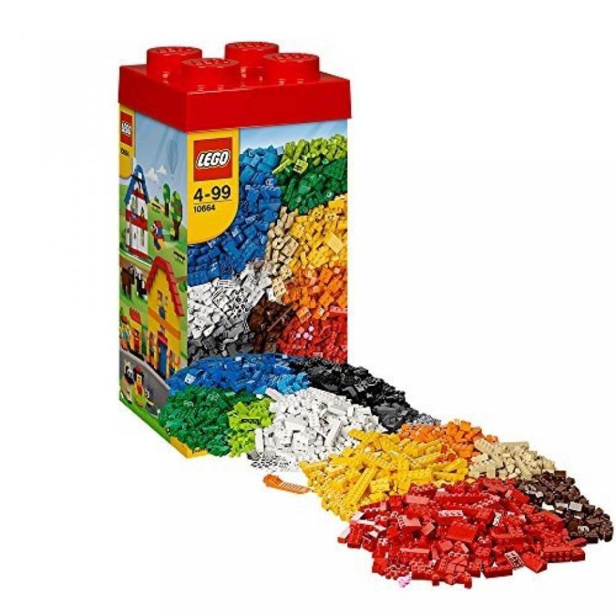 おもちゃ ゲーム 積み木 レゴ ブロック Toys R Us limited Lego basic set Towerミニフィギュア