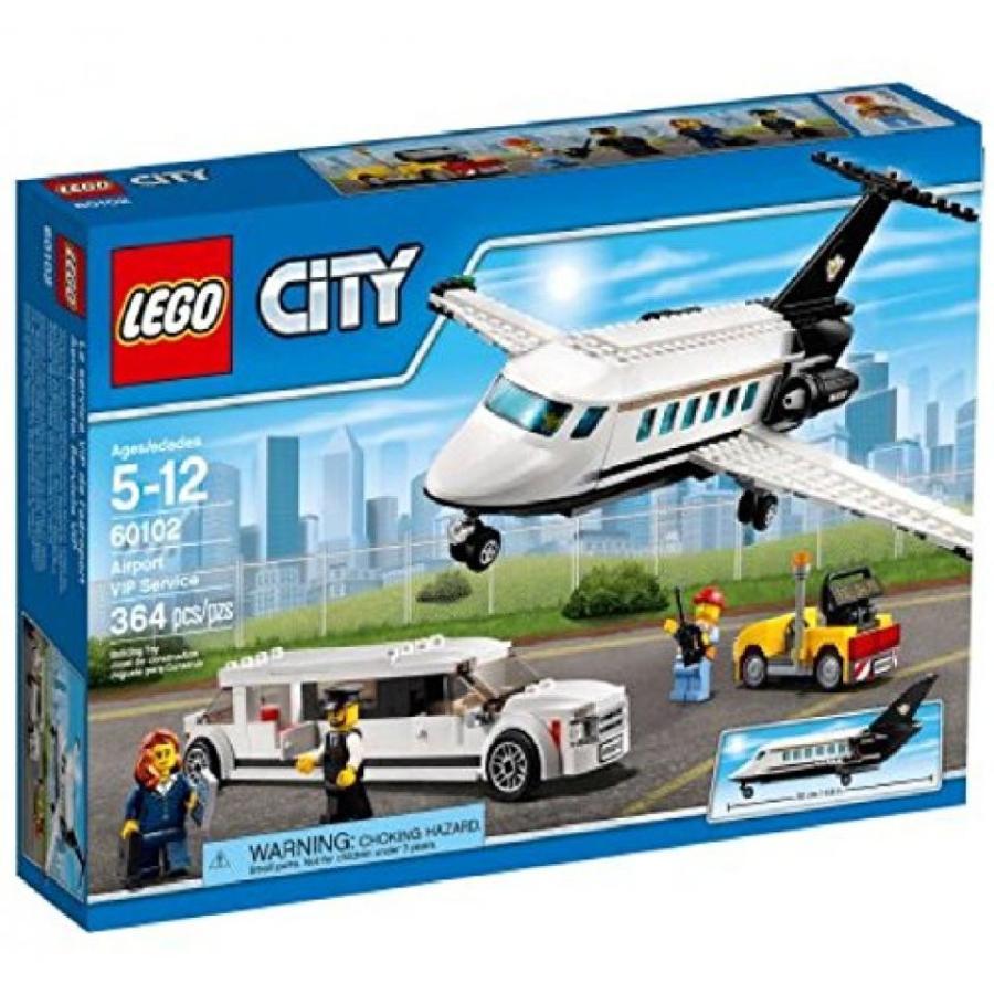 おもちゃ ゲーム 積み木 レゴ ブロック LEGO City Airport Airport VIP Service Building Setミニフィギュア