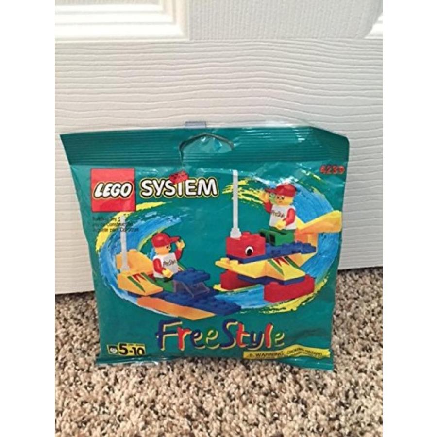 おもちゃ ゲーム 積み木 レゴ ブロック Lego 4239 FreeStyle Trial Setミニフィギュア