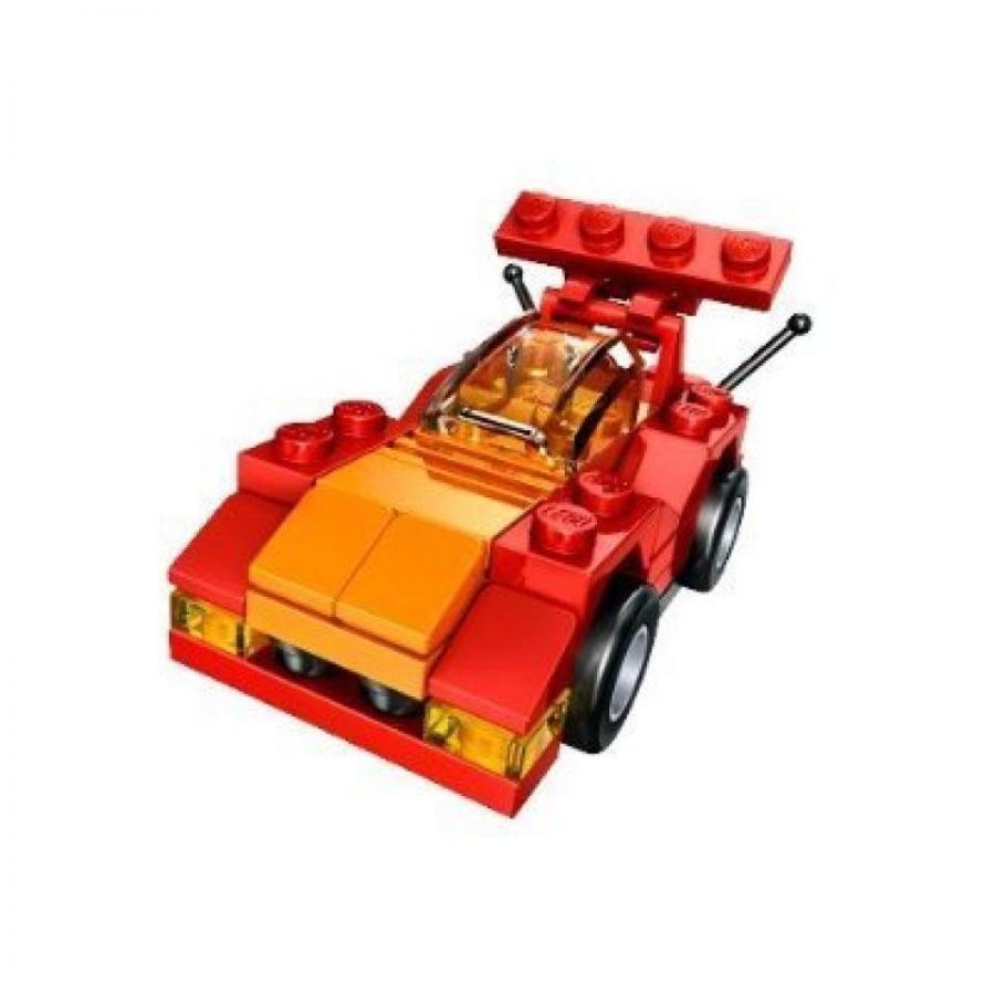 おもちゃ ゲーム 積み木 レゴ ブロック LEGO 4415 LEGO POD LEGO CAR by LEGOミニフィギュア