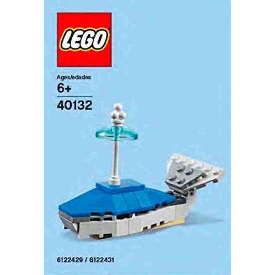 おもちゃ ゲーム 積み木 レゴ ブロック LEGO Exclusives 40132 Monthly Mini Model Build Whaleミニフィギュア