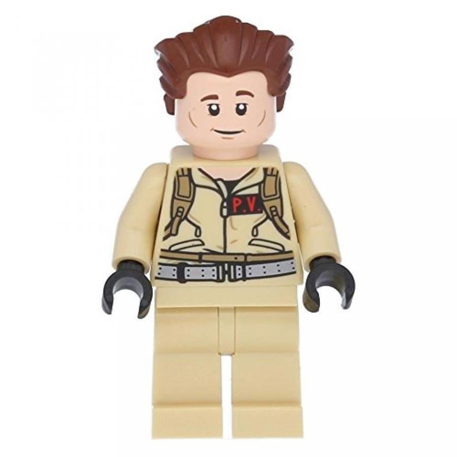 おもちゃ ゲーム 積み木 レゴ ブロック LEGO Ghostbusters - Minifigure Dr. Peter Venkman x1 Looseミニフィギュア