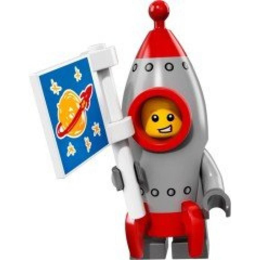おもちゃ ゲーム 積み木 レゴ ブロック LEGO Collectible Minifigures Series 17 71018 - Rocket Boy [Loose]ミニフィギュア