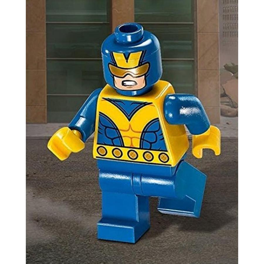 おもちゃ ゲーム 積み木 レゴ ブロック LEGO 30610 Super Heroes Marvel Giant Man Hank Pymミニフィギュア