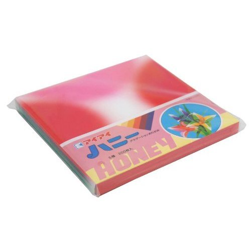 エヒメ紙工 おりがみ ハニーグラデーション折り紙 15cm角 200枚入 HA-7015|deligo-store|02