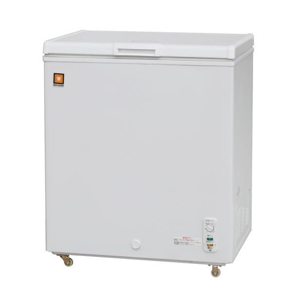 レマコム 冷凍ストッカー 冷凍庫 RRS-146NF