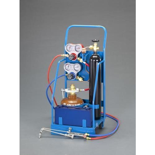 EA300H-1 エスコ 溶接溶断セット(アセチレン・酸素)