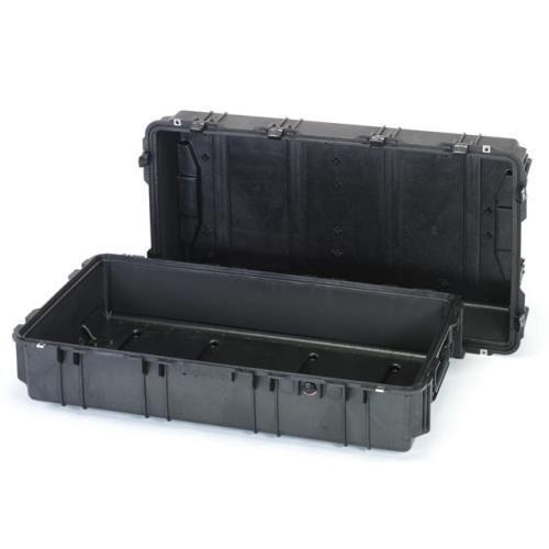 EA657-178NF エスコ 1060x599x383mm/内寸 防水ケース(黒/ウレタン無)