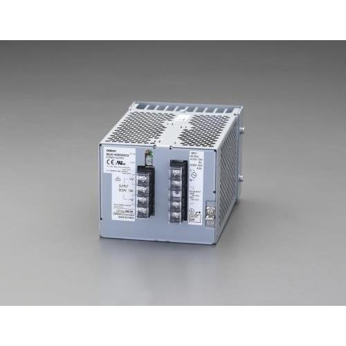EA940DN-89 エスコ DC24V/300W スイッチングパワーサプライ(レール取付)