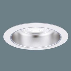 パナソニック LEDダウンライト M形 プレーン(一般タイプ) 調光タイプ FHT42形×3灯器具相当 白色 白色 拡散タイプ 埋込穴φ150mm XNDN5537SWLZ9
