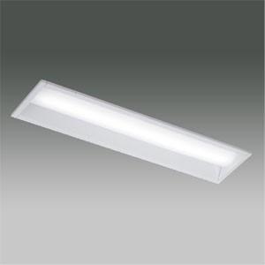 東芝 10台セット LEDベースライト TENQOOシリーズ 20形 埋込・下面開放型 W150 一般 1600lm Hf16形×1灯・FL20形×2灯 昼白色 LEKR215163N-LS9_set